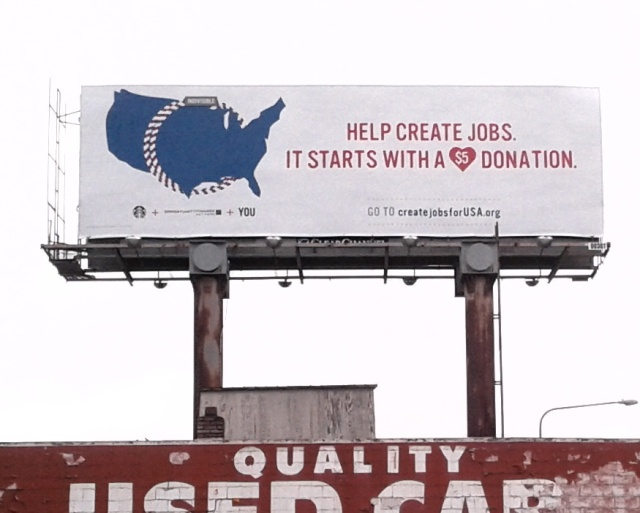 image: Create Jobs Billboard