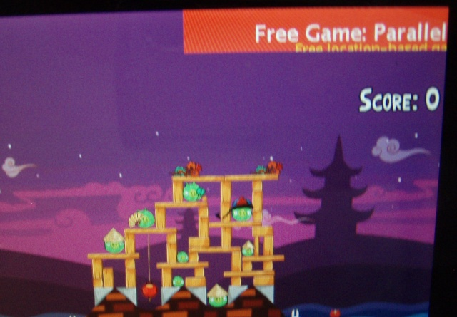 image: Angry Birds mobile ad fail 3